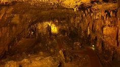 Drogarati Cave στην πόλη Σάμη, Κεφαλονιά