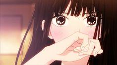 Kimi ni Todoke | From Me to You | Sawako Kuronuma | Anime | Fanart | Sailormeowmeow