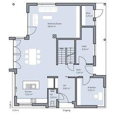 Haus Leitner – Erdgeschoss