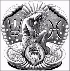 Pisces, the pearl of Neptune's ocean