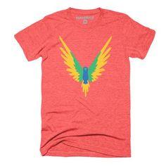 Maverick Vibrant Logo Shirt