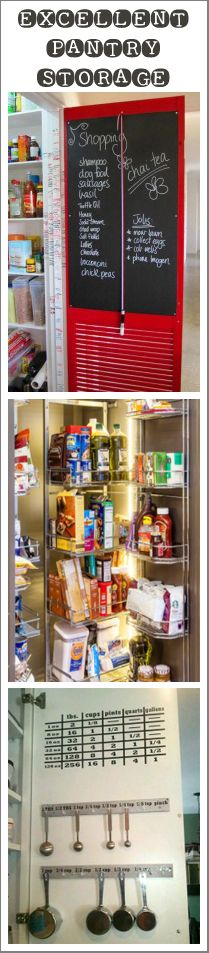 Inside a pantry door…. A hidden gem for storage Pantry doors are a great, often not thought of, place for storage. I may have mentioned another time that in our … Continue Reading →