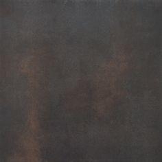 PORCELANATO ESMALTADO: ESMALTADO KNG SHOW ROMARIO BROWN METALIC 60x60 cm