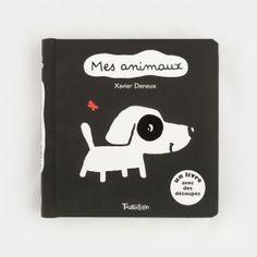 "Livre ""Mes animaux"""