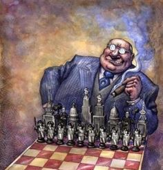 free world OR disguised oligarchy?