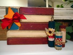 4th of July Wood Craft