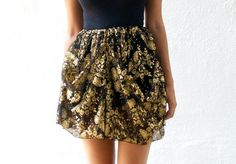 A Pair & A Spare | DIY Dolce & Gabbana Inspired Lace Skirt