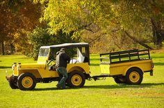 Field Jeep