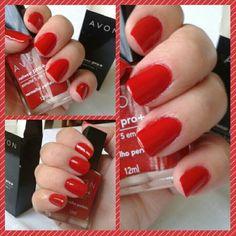 Vermelho Perfeito Avon