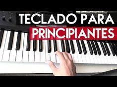 como aprender piano (exercicios basicos)-principiantes facil y rapido - YouTube