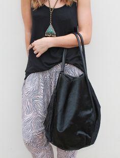 Caroline (Cowhide) - Anna Design Jewellery