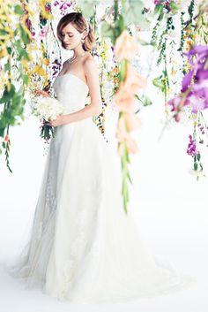 WEDDING DRESS - NOVARESE