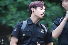 I think it's time to arrest you, Jeon Jungkook. Seriously.