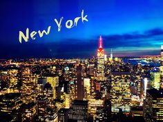 The most beautiful views in NEW YORK, USA