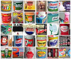 US brands from the 50s and 60s | a flickr set