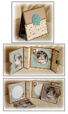 Le petit sac à photos : simple et trop mignon