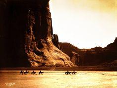 Canyon de Chelly Navajo (1904)