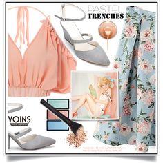 Yoins XIV/3 by ewa-naukowicz-wojcik on Polyvore featuring moda, yoins…