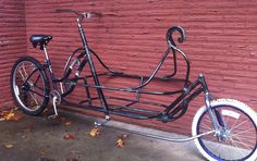 yes, a viking cargo bike !  <<< this right here is boss!!!