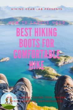 There is no doubt that best hiking boots are the hiker's most important gears. Admittedly, best value hiking boots are priceless. You will smile all the way down the trail. Best Hiking Boots, Hiking Shoes, Hiking Outfits, Hiking Tips, Hiking Gear, Best Underwear, Hiking Fashion, All The Way Down, Best Model