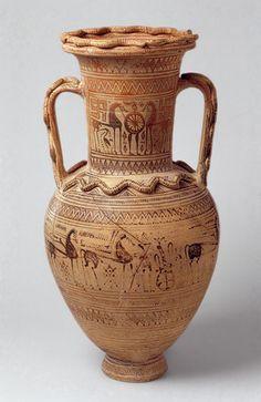 Geometric Art in Ancient Greece | Thematic Essay | Heilbrunn Timeline of Art History | The Metropolitan Museum of Art