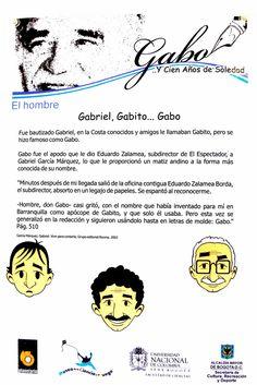 Gabriel, Gabito, Gabo