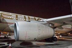 Etihad Airbus A330 in Abu Dhabi #businessclass #airbus #boeing #economyclass #firstclass #etihad #travel #review #food #airbusa330 #engine #abudhabi