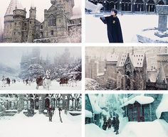 This is why I want to spend Christmas at Hogwarts