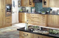 DIY: Country Kitchen Design Ideas | CutePinky SocialBookmarking
