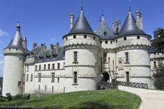 chateau de chaumont-sur-loire, loire valley, france
