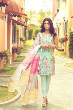 Mina Hasan Eid Collection Pakistan Fashion, India Fashion, Ethnic Fashion, Asian Fashion, Dubai Fashion, Fashion Suits, Women's Fashion, Indian Attire, Indian Wear