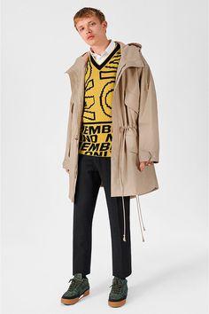Stella McCartney Debuts Menswear for SS17