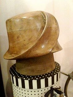 #Hat block #millinery