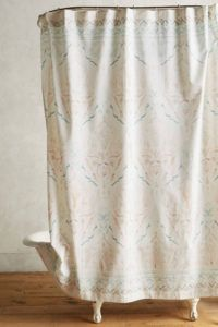 Whale Shower Curtain Anthropologie