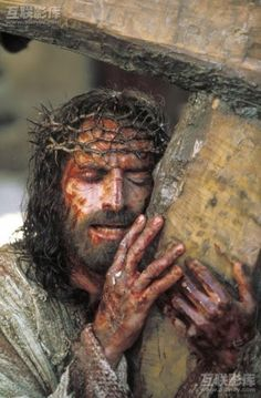 JEZUS en MARIA Groep.: GOEDE VRIJDAG: JEZUS DRAAGT ZIJN KRUIS