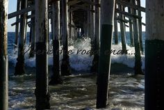 Under the Boardwalk by WhereTheRoadEnds on Etsy