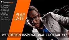 Web Design Inspirational Cocktail