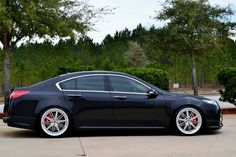 Want my car to look this badass!!! 2010 Acura TL SH-AWD
