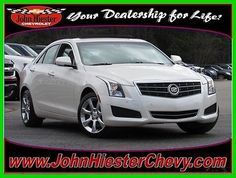 awesome 2013 Cadillac ATS 2.5L Luxury - For Sale