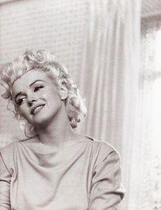 Marilyn Monroe by Ed Feingersh, 1955.