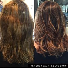 Before + after by Jackie Elsberry > Theory Hair Salon > Montana