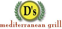 D's Mediterranean Grill, Waco TX. Outstanding food and a home away from home. - Located at 1503 Colcord Ave.