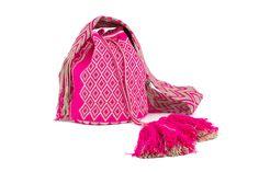 Pretty in pink 2 mochila