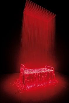 light installations by li hui