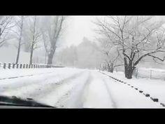 雪を警戒しないで!18日大雪の日本の天気から謝罪の言葉。