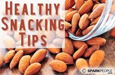 Munching between meals can reduce your overall caloric intake by curbing overeating at your next meal. But there is a wrong way and a right way to snack! Here's how to munch more mindfully.