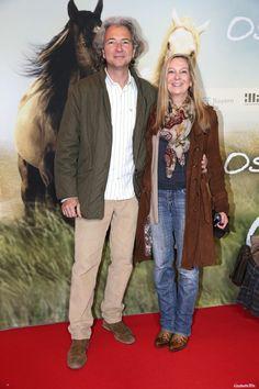 © 2015 Constantin Film Verleih GmbH  Andrea Sixt und ihr Ehemann Cord Troebst Deutschlandpremiere von Ostwind 2 im Mathäser Kino in München am 03.05.2015