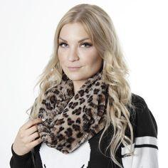Leopardi Tuubihuivi | Cybershop