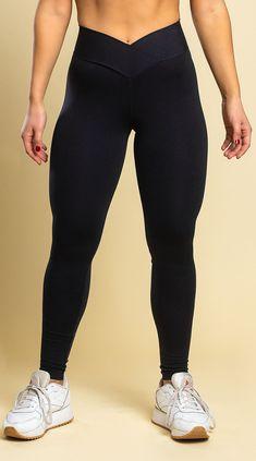 Boombody V-waist Leggingsit Musta Black Jeans, Pants, Fashion, Trouser Pants, Moda, Fashion Styles, Black Denim Jeans, Women's Pants, Women Pants