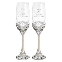 Park Avenue toasting flutes..you will be mine >:}